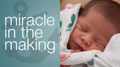 """""""Miracle in the Making: Oliver's Song"""" - Nelson at the Helm - Pregnant A..."""