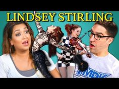 Adults React to Lindsey Stirling (Dubstep Violin) - YouTube Spread the Word!