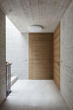 Wohnbaute mit Pfarrbüro raumfindung architekten
