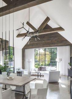 Gorgeous 90 Modern Farmhouse Dining Room Decor Ideas https://homearchite.com/2018/01/15/90-modern-farmhouse-dining-room-decor-ideas/