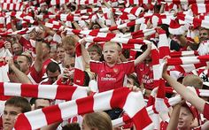 Love this picture. Arsenal pride!