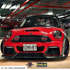 "339 Likes, 3 Comments - @mini.in.the.heart on Instagram: ""Real badass MINI! 