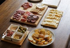 """I find that facing the task of creating a """"Charcuterie board"""" can be difficult and intimidating, especially when it's for a big dinner party. However, it is also the perfect appet…"""