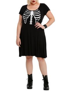 You'll want this skeleton in your closet.