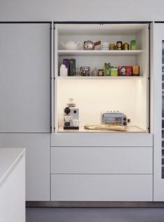 Kitchen Architecture - Home - Modern monochrome