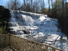 burrville cider mill in Watertown, NY has a waterfall! by Emmelia, via Flickr
