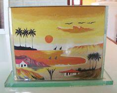 Arte com AREIA COLORIDA: Setembro 2010