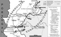 Cartografía. El Plan Extremadura, 1937.