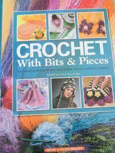 enter now to win this carol alexander crochet book