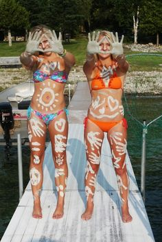 We should of done this with the clay @Robin S. Black , great best friend idea