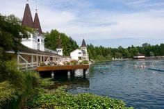 Thermalsee Bad Heviz - Station eines Wellness-Roadtrips durch Teile von Deutschland, Tschechien, Ungarn und Österreich.