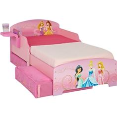Disney Princess Toddler Bed by Worlds Apart - Buy online Kids and Baby Furniture Australia Nursery Furniture, Kids Furniture, Bed Storage, Storage Chest, Toddler Bed With Storage, Disney Princess Toddler, Online Furniture Stores, 10th Birthday, Quality Furniture