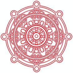 Dharma Wheel 84