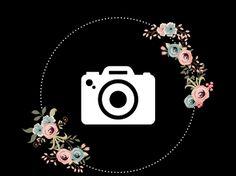Miniatyrbilde av et Disk-element Instagram Blog, Logo Instagram, Instagram Frame, Instagram Design, Instagram Story Ideas, Black And White Instagram, Flowery Wallpaper, Galaxy Wallpaper, Insta Icon