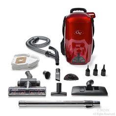 GV 8 Qt Light Powerful BackPack Vacuum Loaded on Sale
