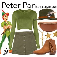 DisneyBound is meant to be inspiration for you to pull together your own outfits which work for your body and wallet whether from your closet or local mall. As to Disney artwork/properties: ©Disney Disney Bound Outfits Casual, Cute Disney Outfits, Disney Themed Outfits, Disneyland Outfits, Disney Inspired Fashion, Character Inspired Outfits, Disney Dresses, Cute Outfits, Disney Fashion
