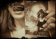 Sleepywolfread: Casa de sticlă de Rachel Caine