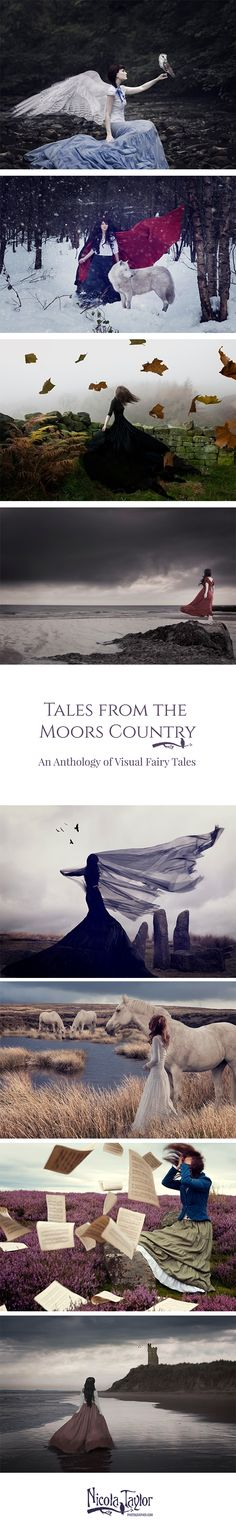 Nicola Taylor Photographer | Fine Art Photography inspired by folklore and fairy tales