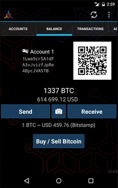 2017s Best 5 Bitcoin wallets for your Android mobile device.