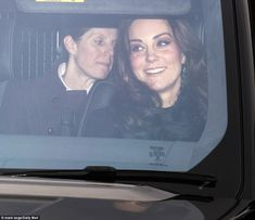 Ms Borrallo first began working in the royal household in 2014, when she was employed to take care of Prince George. She trained at the prestigious Norland College