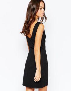 JDY | Scoop Back Detail Bodycon Dress