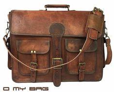 Vintage Leather Messenger Bag, Leather Camera Bag, Leather Laptop Bag, Leather Briefcase, Leather Crossbody Bag, Men's Leather, Real Leather, Leather Texture, Leather Craft
