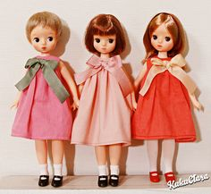 Custom dolls by kukuclara