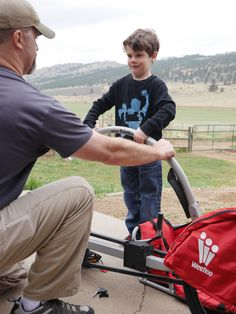 Let the Adventures Begin! Easy Install, No tools Required. Best Bike Trailers that Kids Pedal. Safe, Stable, All Terrain. Safe, Easy and Fun!