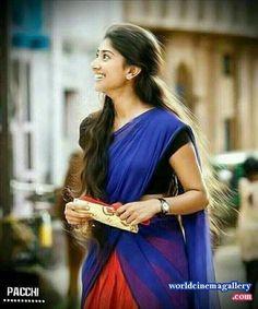 Sai Pallavi latest stills Beautiful Girl Indian, Most Beautiful Indian Actress, Beautiful Girl Image, Beautiful Actresses, Beautiful Saree, Beautiful Women, Beauty Full Girl, Beauty Women, Sai Pallavi Hd Images