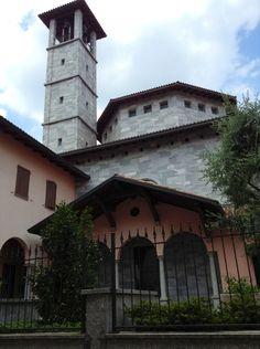 Santuario Beato Luigi Maria Monti -Saronno (Varese)