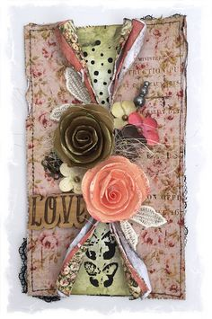 ~Swirlydoos Kit Club~ Love Card - Scrapbook.com