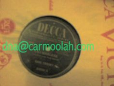 """bing crosby """"Lili Marlene"""" """"A Bluebird Singing In My Heart"""" decca personality series l-4797 vinyl records music for sale NM Near Mint 78 rpm record"""