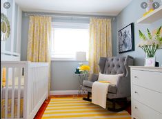 Check out these original small nursery ideas and tips for the furniture and decoration of the baby room. The limited space in the baby bedroom could be a Baby Bedroom, Baby Boy Rooms, Baby Boy Nurseries, Nursery Room, Nursery Ideas, Kids Rooms, Kids Bedroom, Nursery Works, Room Baby