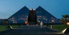 Pyramide de l'or