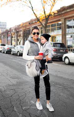 12 Ways to Be a Happier Mom | Hello Fashion