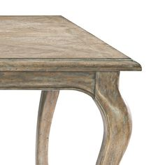 Campania Wood Rectangular Dining Table in Weathered Sand
