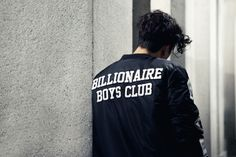 I am Tony Stark and my friends are, Bruce Wayne, Oliver Queen and Black Panther And this is our club Billionaire Boys Club, Catwoman, Batgirl, Nightwing, Clark Kent, Red Hood, The Riot Club, Richard Harmon, James Dean