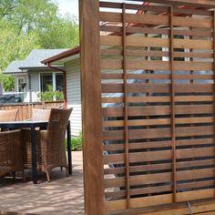 28 super ideas for front patio furniture shades Iron Pergola, Pergola Patio, Backyard, Outdoor Privacy, Iron Patio Furniture, Outdoor Furniture Plans, Cement Patio, Patio Wall, Indoor Door Mats