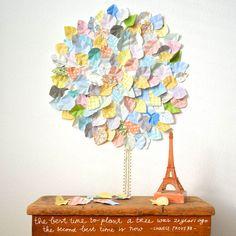 Blaadjes aan de boom