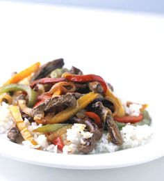 Chinese Pepper Steak Recipes Food Network
