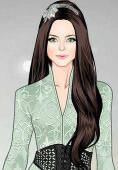 Lyanna Stark - Queen Of Love And Beauty by EcaJT on deviantART