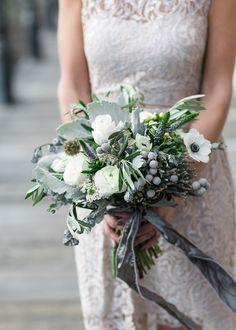 Big Fake Wedding Charleston Anchor and Veil