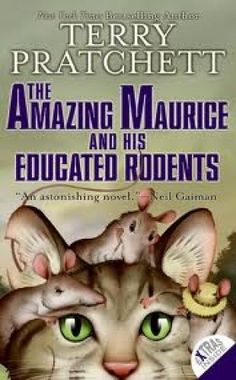 Educated Rodents is a book about a cat and a group of rats who run the perfect pied piper scheme... or at least, try to. Only Terry Pratchett could write animal characters this smart, yet still somehow believable. (This book does technically take place in Discworld, but is much more aimed at kids than are the usual Discworld books.) Matt Blum