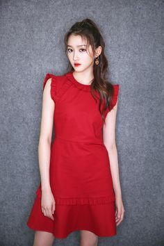 Short Sleeve Dresses, Dresses With Sleeves, Ulzzang Girl, Dresses For Work, Fashion, Moda, La Mode, Gowns With Sleeves, Fasion