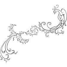 Risultati immagini per tatuaggi araba fenice