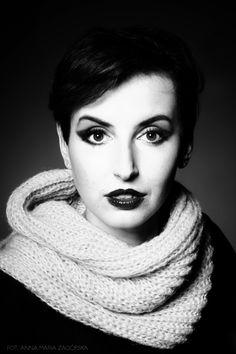 portret :) foto Anna Maria Zagórska