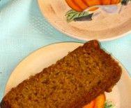 Pumpkin yogurt bread