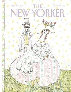 The New Yorker - Monday, April 20, 1987 - Issue # 3244 - Vol. 63 - N° 9 - Cover by : William Steig