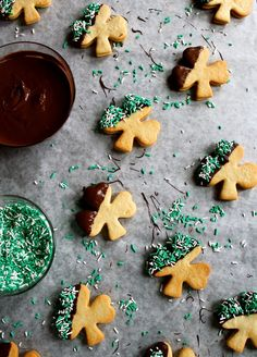 Baileys Irish Cream Cookies on http://buttercreamblondie.com
