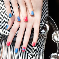 A symphony of color right on your nails! #OPINewOrleans Get the look: opi.is/nailart